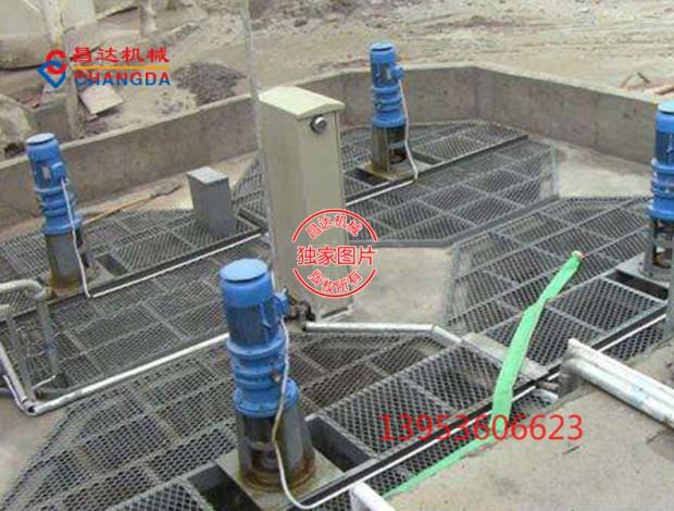 泥浆回收系统工作现场
